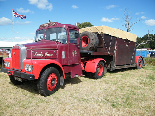 1960s Scammell Highwayman (1) | by Austin7nut