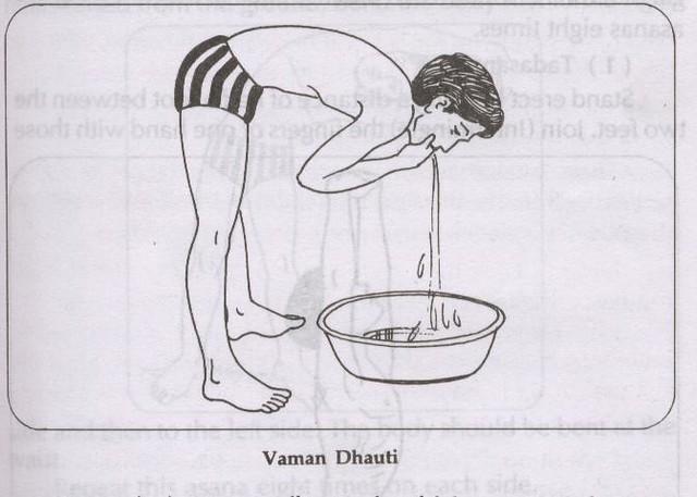 Vaman Dhauti
