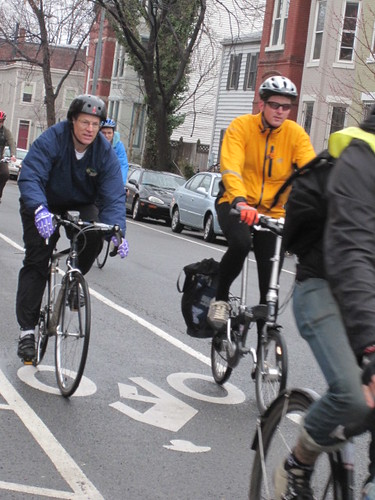 Congressman Jack Kingston (R-GA) @ National Bike Summit Congressional Bike Ride | by bikeleague