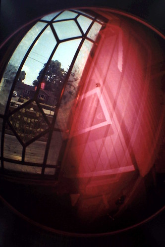 Lomo fisheye II Camera;double exposure | by rpennington9