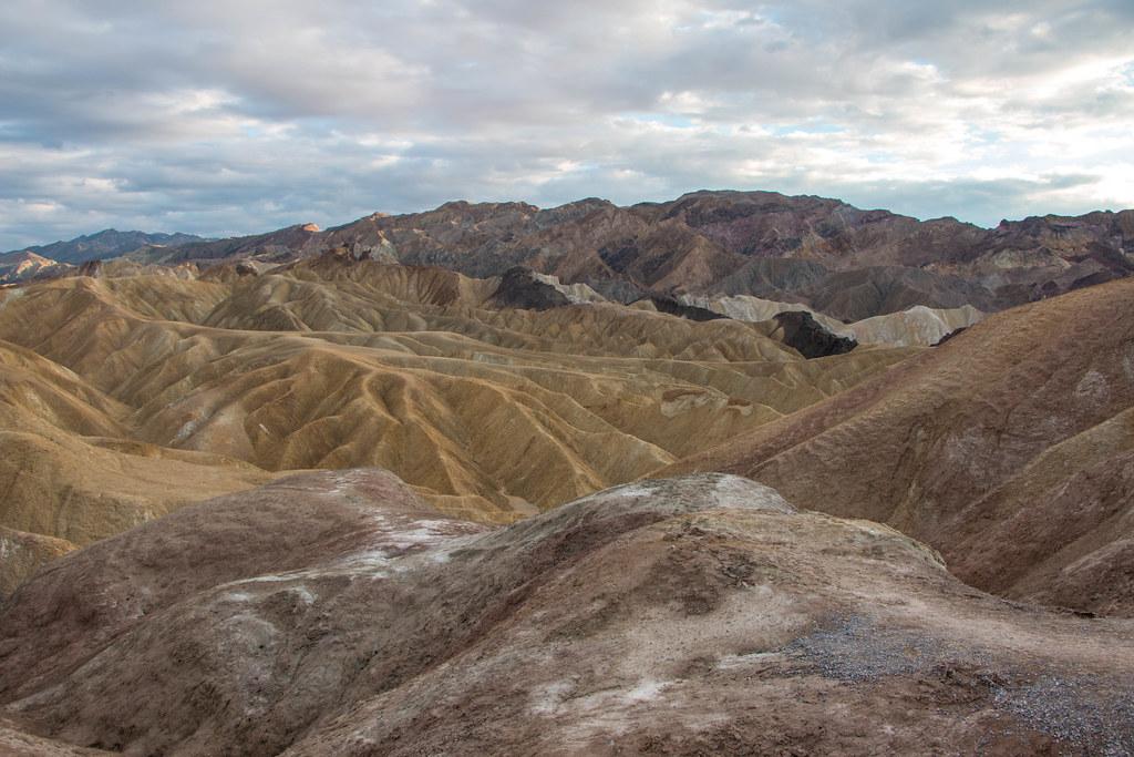 02.19. Death Valley, Zabriskie Point