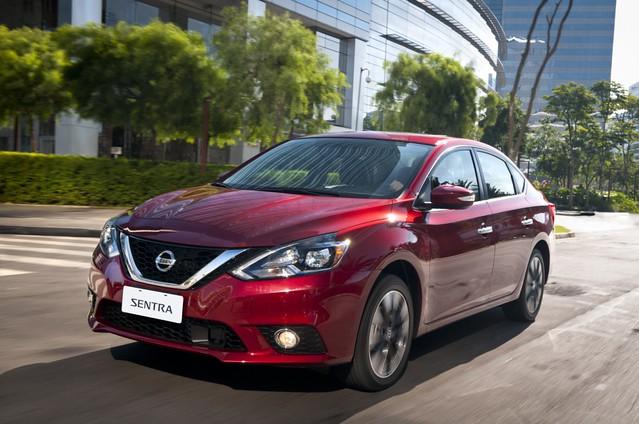 Nissan Sentra 2017 1