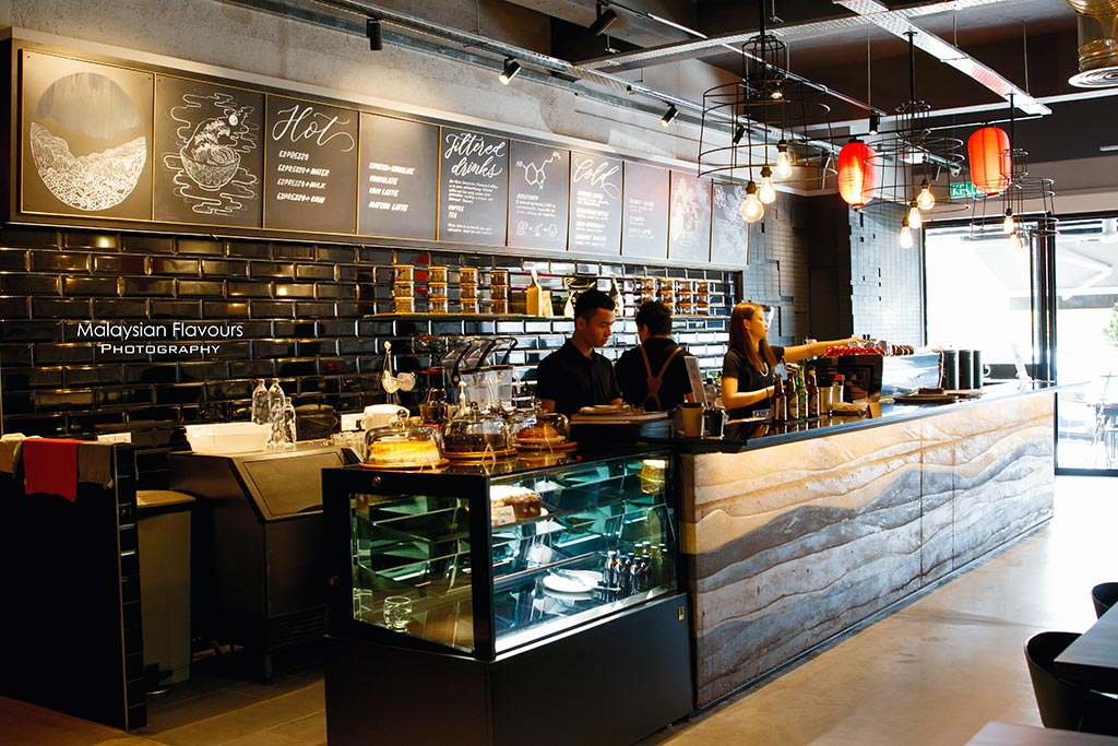 FIVE-HT Cafe bangsar