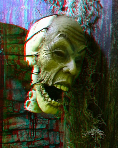 Happy Halloween! (Anaglyph 3D) | by patrick.swinnea