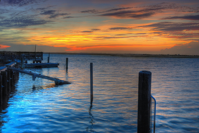 Stone Harbor Nj Elevation Map : View from the dock stone harbor nj exposure hdr using