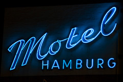 Motel Hamburg | by eriwst