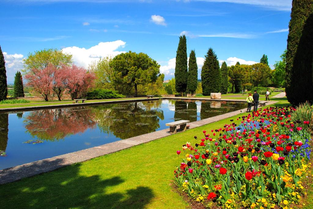Parco giardino sigurt vallegio sul mincio verona veneto for Giardino 3d gratis italiano