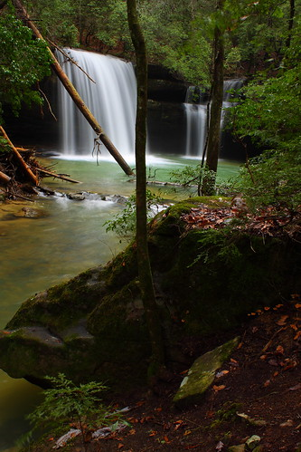 Caney Creek Falls | by BamaCanon