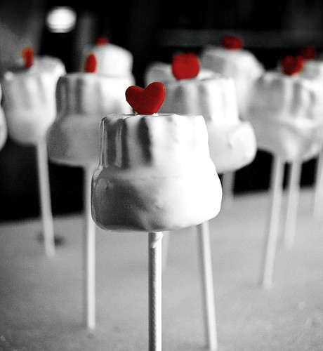 Cake Pops with a Heart - 39/365 | by Jamiesrabbits