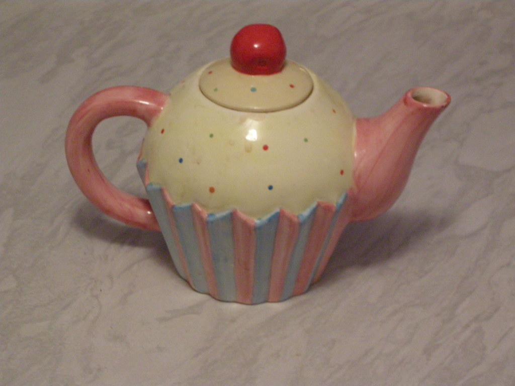 Tea Cake Pan
