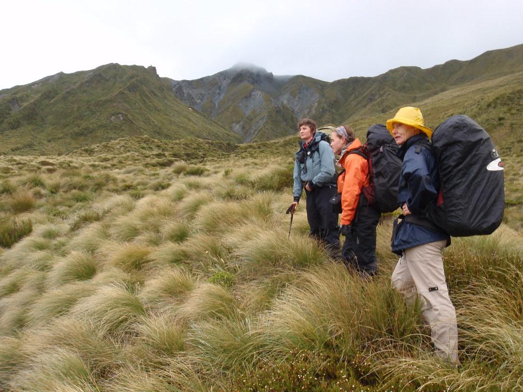 Fiordland. Borland Walk. Nueva Zelanda