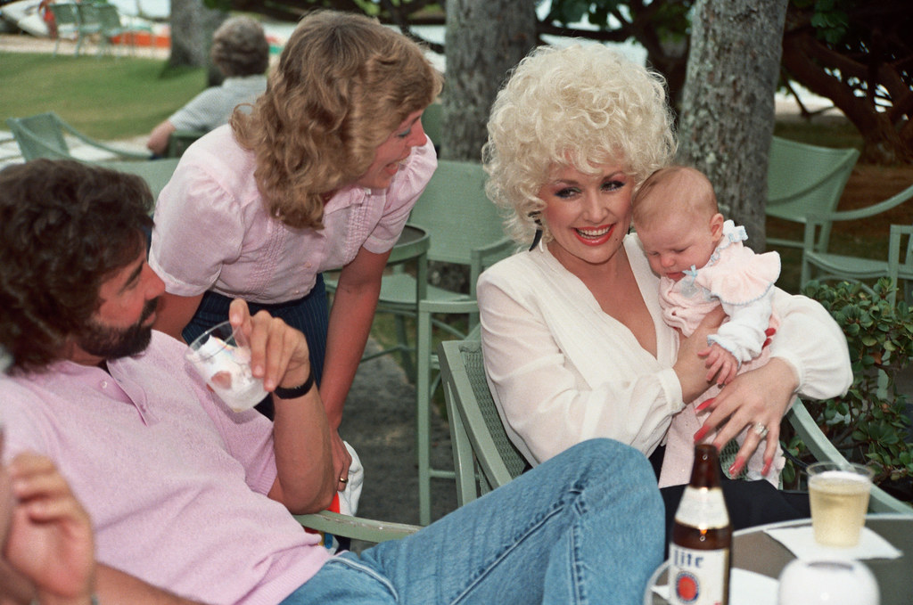 dolly and baby
