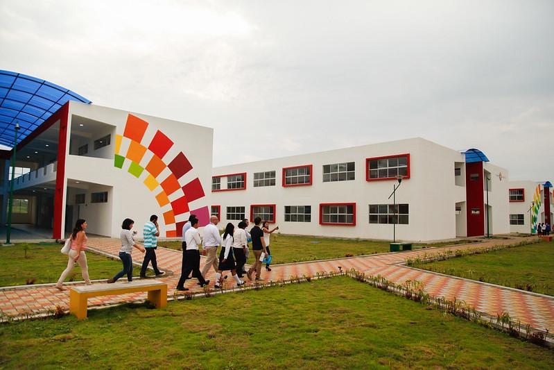 Inauguración UEM Huiruno