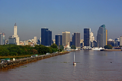 Buenos Aires skyline II | by riclopes 2008 (away meditating...)