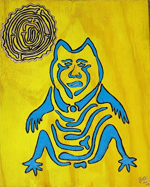 Bat Guano Man : Flickr - Photo Sharing!