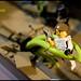 Spaceship Attack - close-up 1