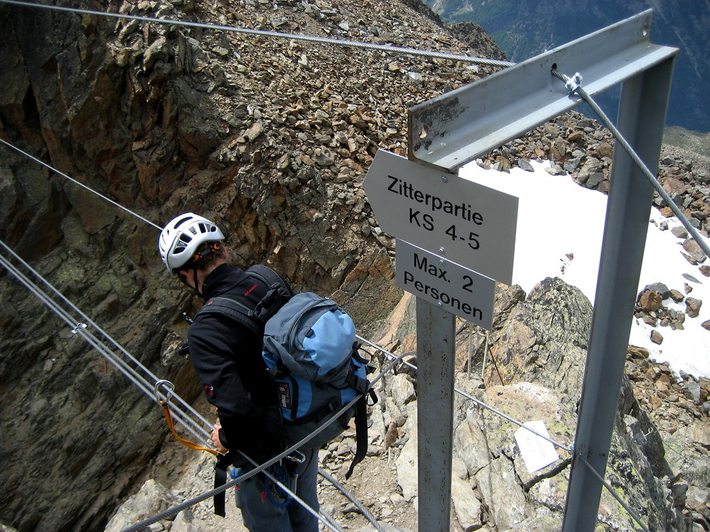 Klettersteig Jägihorn : Klettersteig jägihorn jegihorn via ferrata kletterweg u flickr