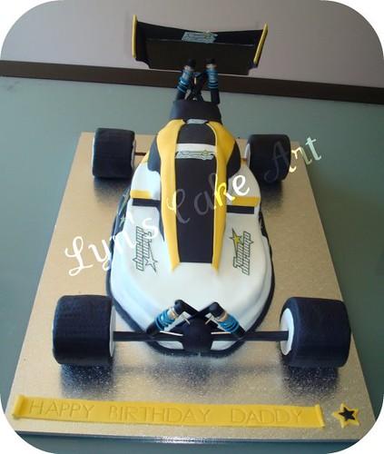 Remote Control Car Cake Lyn Flickr
