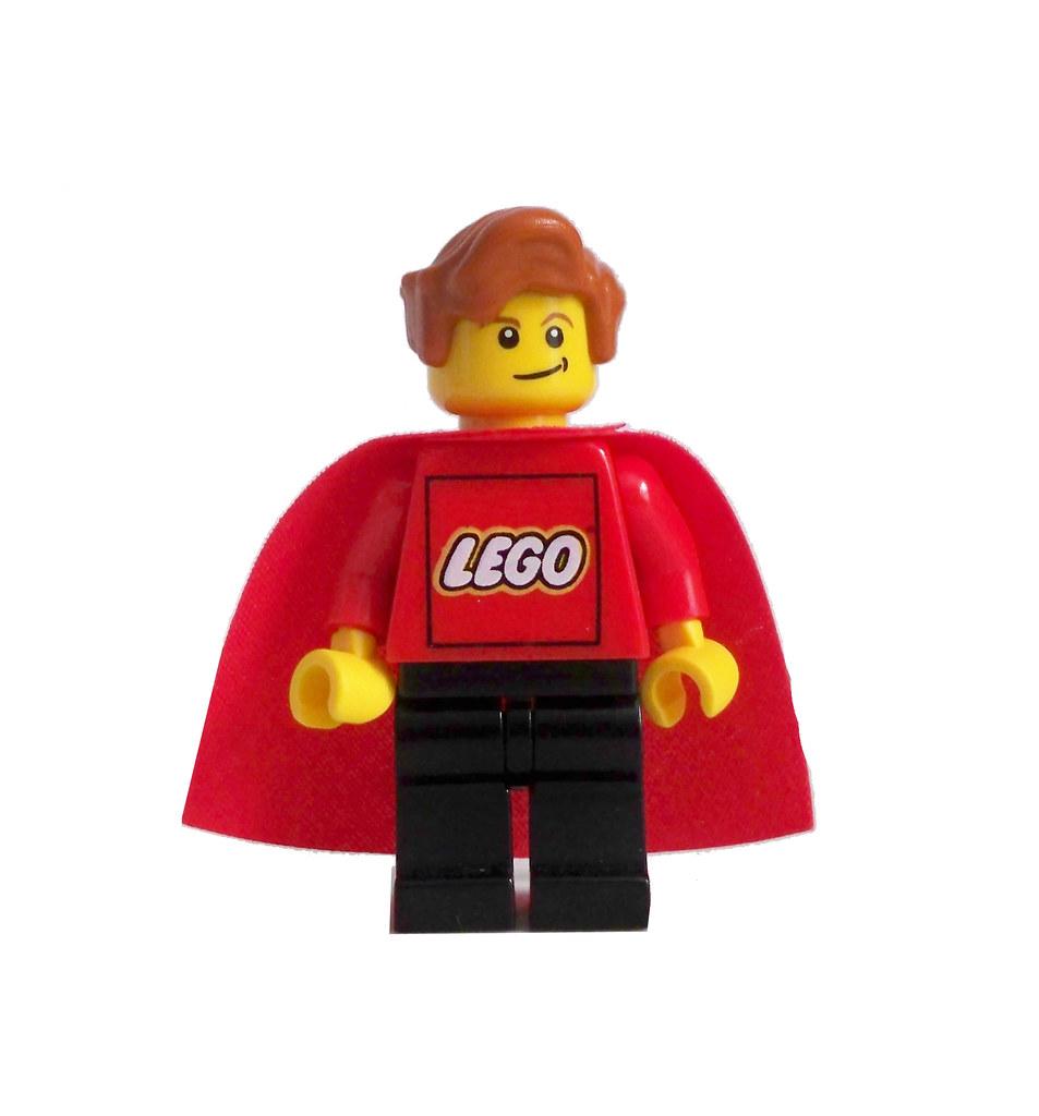 super lego man finally i have found a purist lego superhe flickr. Black Bedroom Furniture Sets. Home Design Ideas