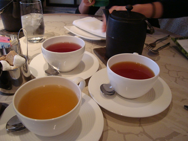 cups of tea