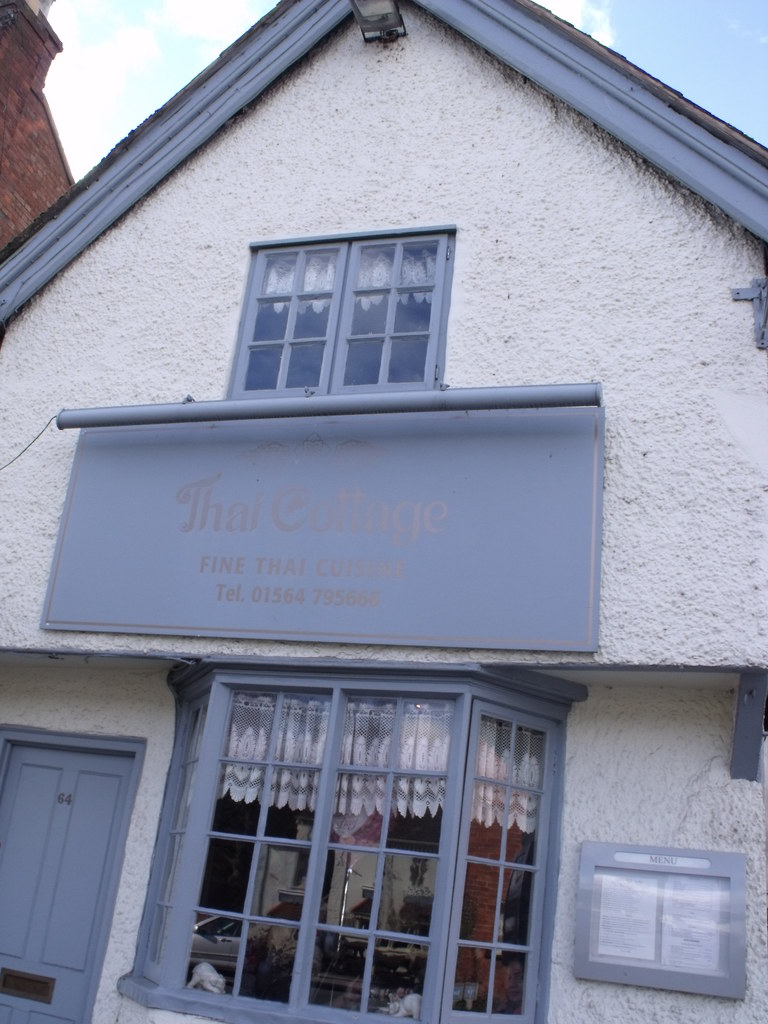 Thai Cottage 64 High Street Henley In Arden This Is