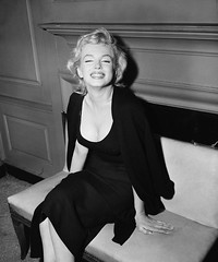 Marilyn Monroe rare photograph | by a.heart.17