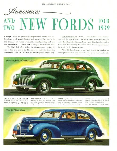 1939 ford motor company usa pr michael flickr for Ford motor company usa