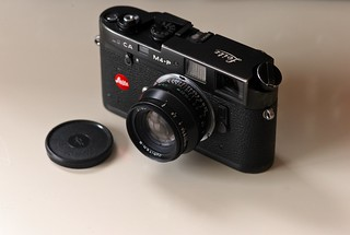 Leica M4-P With 50mm f2 Jupiter-8 Lens, April, 2010