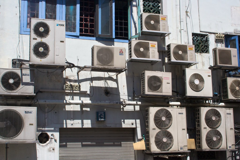 Image result for Aircon flickr