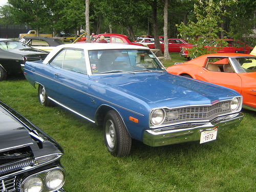 1973 Dodge Dart Swinger 2 Door Hardtop This Is One Of