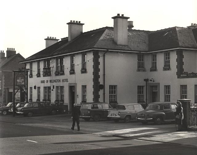 015966 duke of wellington hotel kenton lane unknown 1967. Black Bedroom Furniture Sets. Home Design Ideas