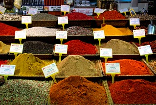 spice bazaar, istanbul | by hopemeng