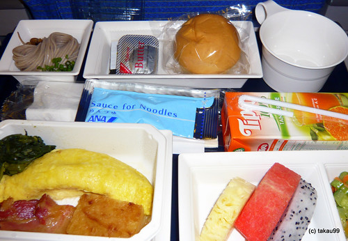 Inflight Meal, All Nippon Airways | by _takau99