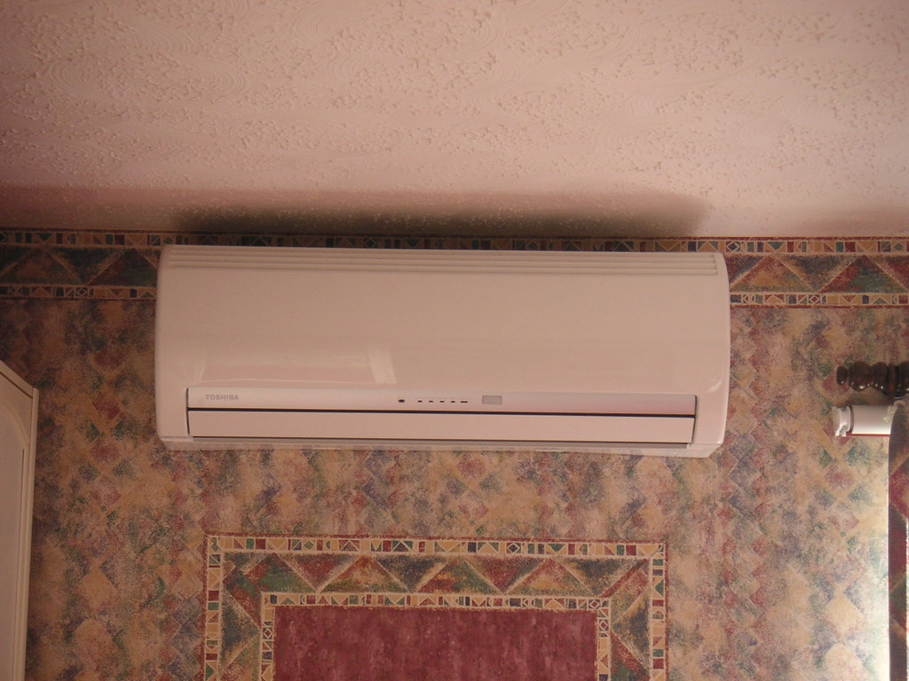 Air conditioning | The air conditioning unit in my bedroom. … | Flickr