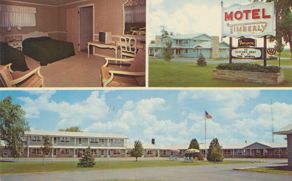 Timberly Motel - Gaylord, Michigan