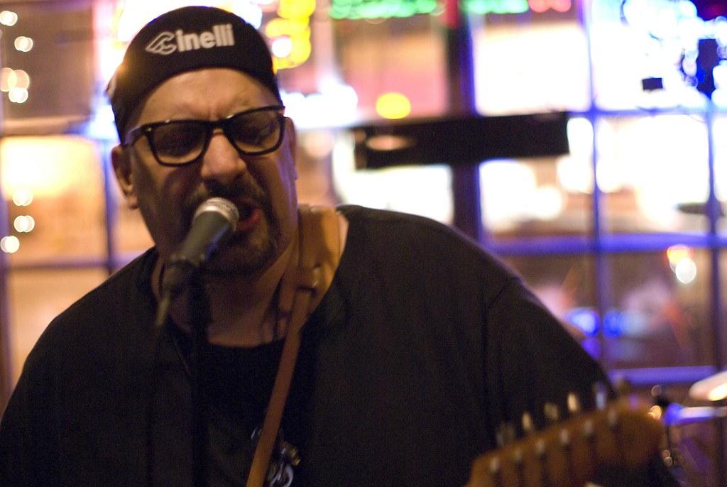 Pat Dinizio >> Pat DiNizio | Pat DiNizio of the Smithereens live at ...
