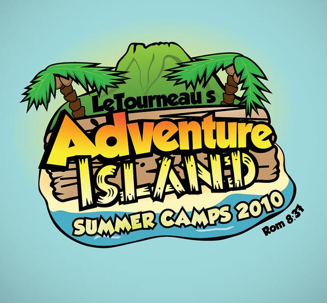 Logo - Adventure Island - Summer Camps 2010  Logo created f…  Flickr