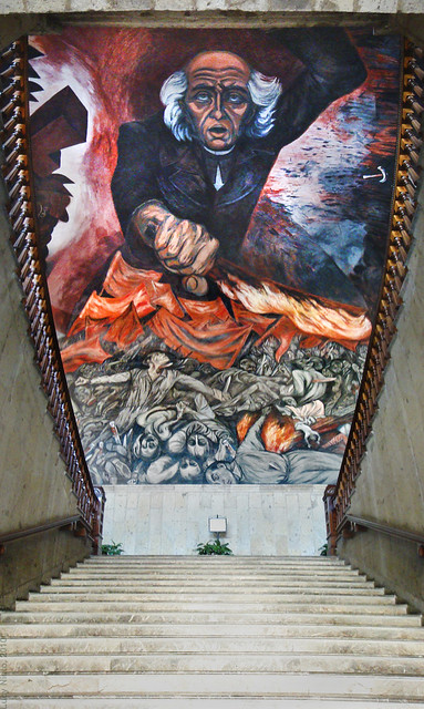 mural en palacio de gobierno guadalajara m xico 2009 079