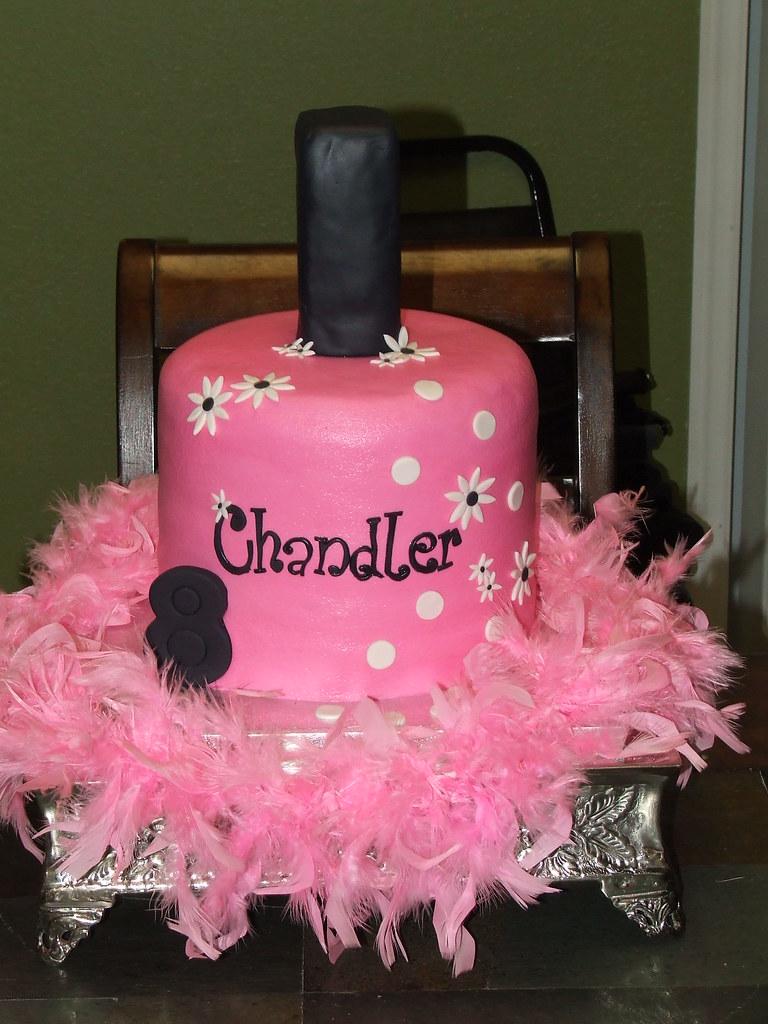 Nail Cake Morgan Taylor Polished Up Punk Swatches: Nail Polish Bottle Birthday Cake