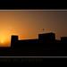 alzobarh fort    ( SUNSET )