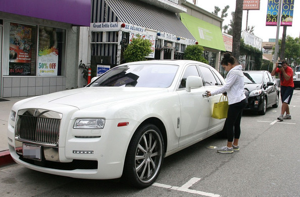 Kim Kardashian Rolls Royce Ghost 2011 Scavo Ro0o7666 Flickr