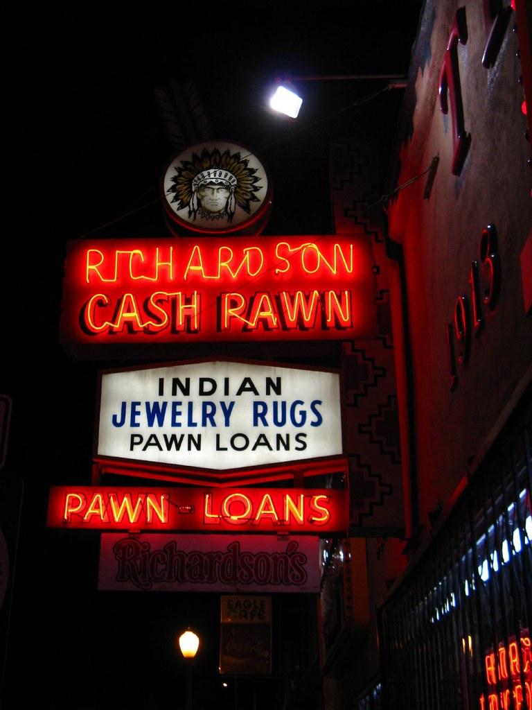 Gallup New Mexico Richardson Pawn Shop Jasperdo Flickr
