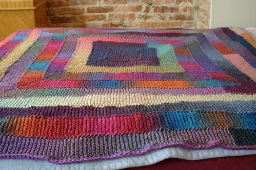10 stitch blanket gradschoolknitter Flickr