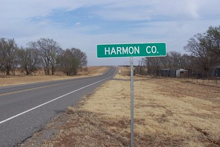 Harmon County Line | by J. Stephen Conn