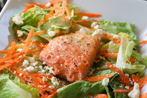 Roasted Salmon Salad | by Sarah :: Sarah's Cucina Bella