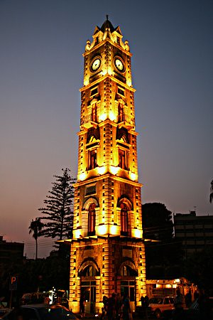 Hd >> Save The Clock Tower!   Tripoli's old Clock Tower was finall…   Flickr
