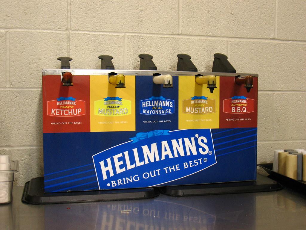5 Hellmann Options Hellmann S Ketchup Mustard