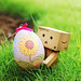 Danbo's First Easter