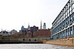 Philadelphia from Delaware River | by CL Photographs
