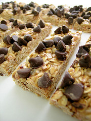 No-Bake Chewy Granola Bars | by jamieanne